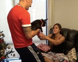 (Video) She Gets a Puppy as a Gift. How She Responds? Get Read to Smile Non-Stop!
