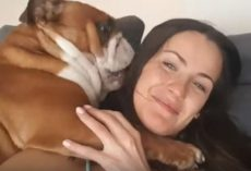 (Video) There's No Doubt About it, This Pooch LOVES His Mommy. Just Watch This!
